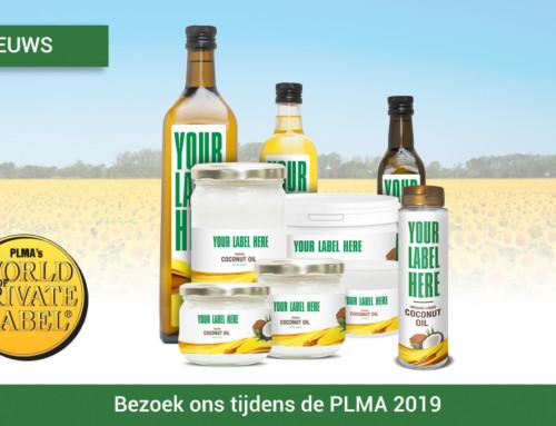 Bezoek ons tijdens de PLMA 2019