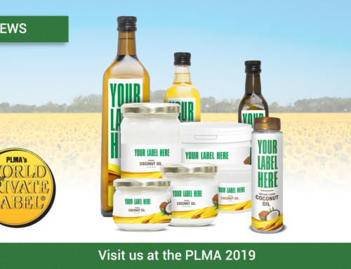 Visit us at the PLMA 2019