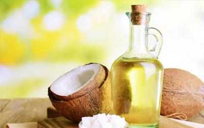 Biologische neutrale Kokosolie