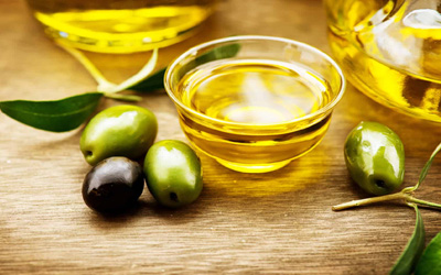 Biologische olijfolie mild