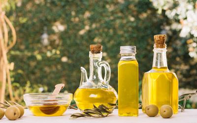 Spack Biologische olijfolie