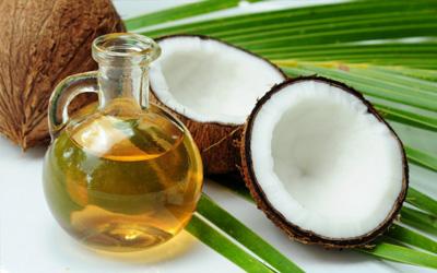 Biologische Kokosolie