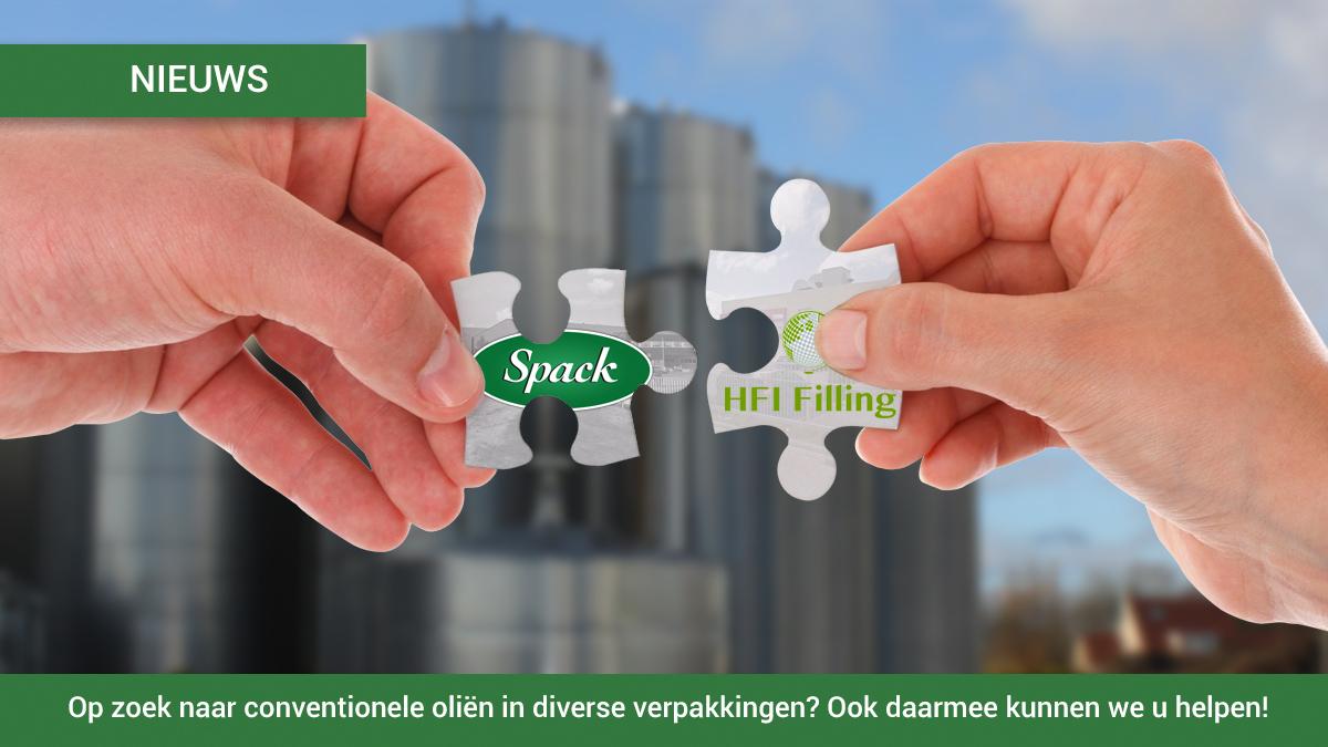 Spack neemt meerderheidsbelang in Holland Filling Industries B.V